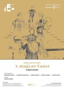 A magyar Faust - plakát