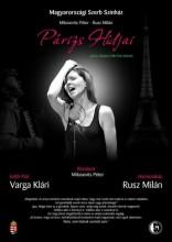 Milosevits Péter-Rusz Milán: Párizs hídjai
