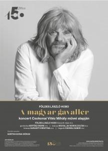 A magyar gavaller premier plakat