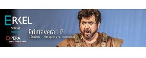 A Bánk bán a Primavera '17 Fesztiválon