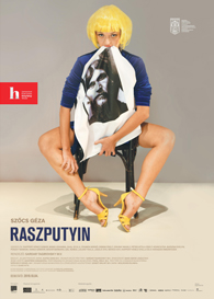 Szőcs Géza: Raszputyin