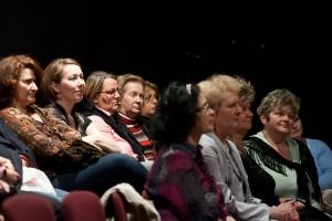Közönségtalálkozó a Shirley Valentine alkotóival (Fotók: Konyhás István)