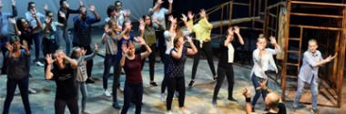 Nevetés, tánc és rettegés a Színházak Éjszakáján