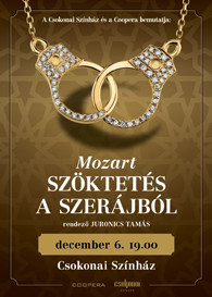 Wolfgang Amadeus Mozart: Szöktetés a szerájból
