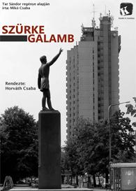 Mikó Csaba: Szürke galamb