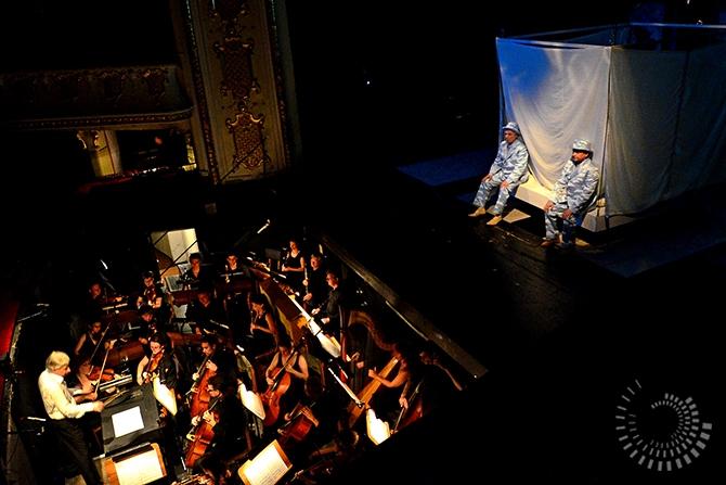 Vajda János ősbemutatón a Kodály Filharmonikusok - Fotók: Éder Vera - Miskolci Nemzetközi Operafesztivál