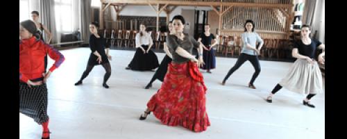 A zenei test − bevezetés a flamencóba