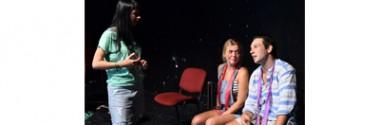 Színházi nevelési műhelymunka