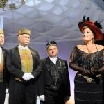 Ürmössy Imre, Dánielfy Zsolt, Böjte Sándor és Bódi Marianna