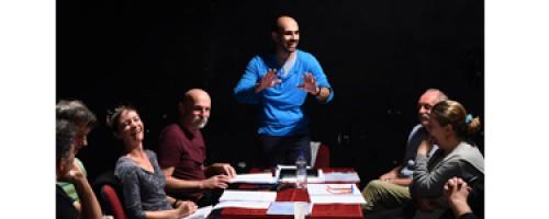 A közös nyelv próbája − interjú Visky Andrejjel
