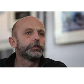 Portrébeszélgetés Visky András drámaíróval, a fesztivál díszvendégével