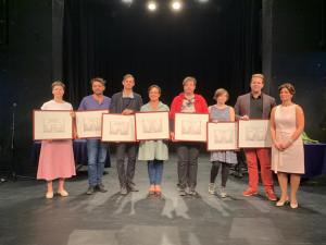 Ráckevei Anna hozta el a legjobb női alakítás díját  a Vidéki Színházak Fesztiválján