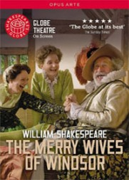 William Shakespeare: A windsori víg nők