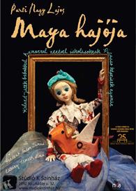 Parti Nagy Lajos: Maya hajója